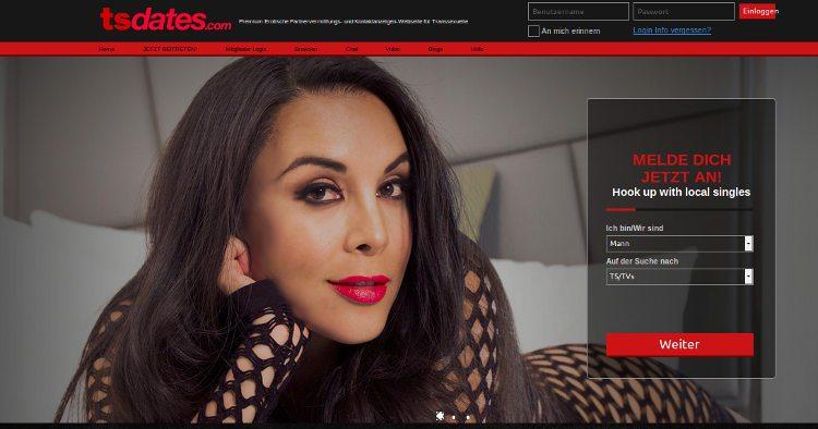 Tranny Dates ist die Dating-Seite, um deutsche Transvestiten und Transen auf tsdate.com zu treffen