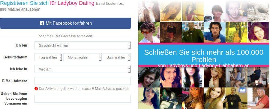 Dating seiten profile