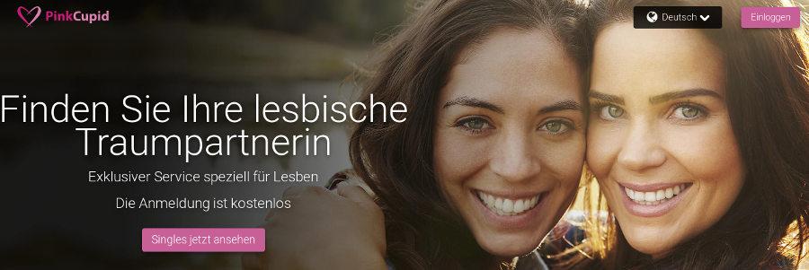 Treffen Sie Lesben in Deutschland durch Pink Cupid bewertung und erfahrung.